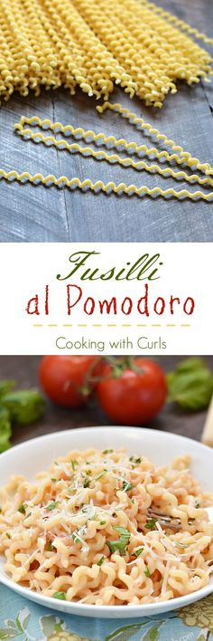 Fresh tomatoes and basil mixed with Parmesan and ricotta cheeses make ...
