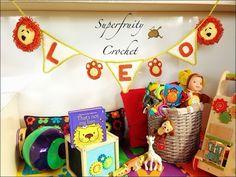 Superfruity Crochet