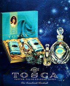 Tosca Christmas Perfume, 1960s