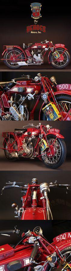 1929 TERROT 500 NS SPORT