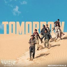 The truth has never been closer. Are you #ReadyForScorchTrials?