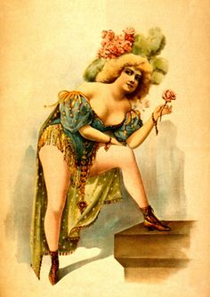 victorian dance hall posters - Google Search