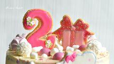 Geburtstags cake