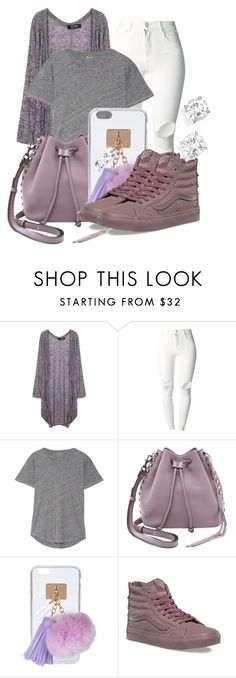 """""""Untitled #478"""" by msfts-rep on Polyvore featuring (+) PEOPLE, Madewell, Rebecca Minkoff, Ashlyn'd and Vans"""