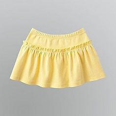 Infant & Toddler Girl's Knit Ruffle Skirt- Small Wonders