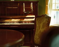 a piano and a candlestick, brown, green The Light Between Oceans, Wild Photography, City Folk, Louisa May Alcott, Piano Player, Mystery Series, Flea Market Finds, Classic Literature, English Countryside