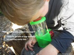 reggio-inspired, project-based homeschooling - letting them lead