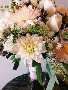 Rustic Wedding 9/6/14 The Vines Flower & Garden Shop :: Farmington, MI