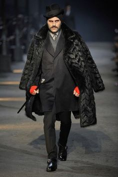 Alexander McQueen Men's Fall 2009