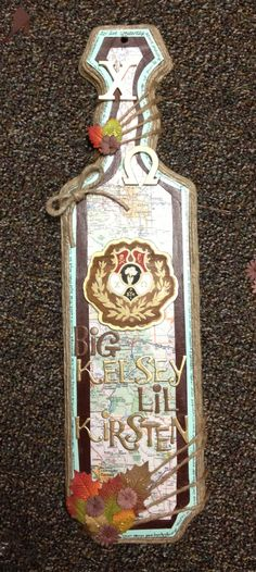 ΧΩ chi omega big little sorority paddle Made this for my wonderful big fall 2012