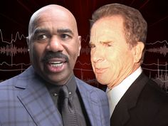 Steve Harvey Recognized 'That Look' On Warren Beatty's Face (AUDIO)