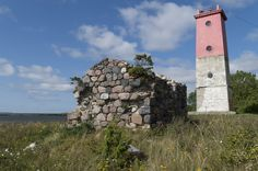 Virtsu tuletorn by Dāvis Kļaviņš Lighthouses, Explore, Building, Outdoor Decor, Travel, Lighthouse, Viajes, Buildings, Destinations