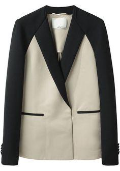 3.1 Phillip Lim Tuxedo Jacket. <3