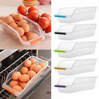 Kitchen Refrigerator Space Saver Organizer Slide Shelf Rack Rack Holder Storage