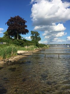 Fredericia. Denmark at summer time.