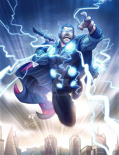 Thor - Avengers Infinity War by kpetchock Odin Marvel, Marvel Avengers Comics, Marvel Heroes, Marvel Characters, Captain Marvel, Marvel Dc, Captain America, Dc Comics, Poster Marvel