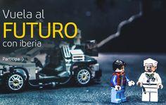 Iberia, promo Regreso al Futuro, 20 octubre 2015