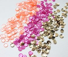 Neat and Tangled: March 2014 Release: Pixie Dust Sequin Mix