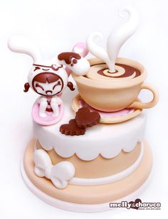 molly & charuca cake