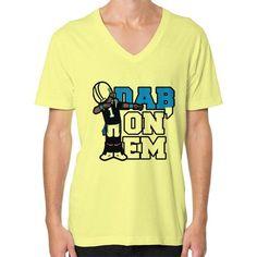 Dab On Em V-Neck (on man) Shirt