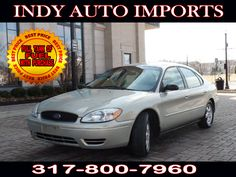 #SpecialOffer #FreeGas |  $3,000 | 2007 #FordTaurus SE - for Sale in Carmel IN 46032 #IndyAutoImports