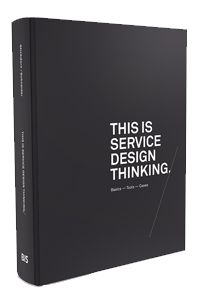 This is service design thinking book introduces an inter-disciplinary approach to designing services. This book, assembled to describe and illustrate the emerging field of service design, was brought together using exactly the same co-creative and user-centred approaches you can read and learn about inside.