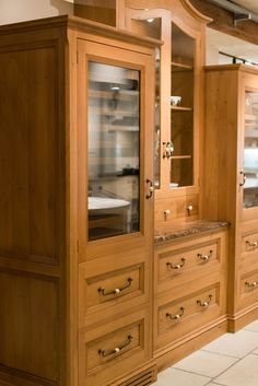 This picture shows the craftsmanship that goes into every piece of furniture we create. Bespoke Furniture, Bespoke Kitchens, Furniture, Perfect Place, China Cabinet, Home, Craftsman, Craftsmanship, Home Decor