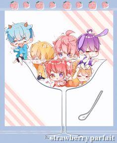 Idol Anime, Anime Art, Anime Chibi, Kawaii Anime, Cute Anime Boy, Anime Guys, Kpop, Amazing Art, Make It Yourself