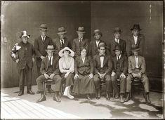 Group of criminals, Central 1921
