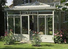 www.rustica.fr - Un jardin exotique dans la véranda