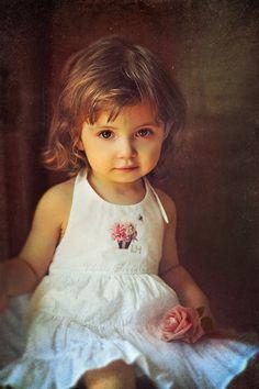 child, girl, beautiful