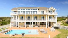 Twiddy Outer Banks Vacation Home - You Are My Sunshine - Corolla - Oceanfront - 10 Bedrooms