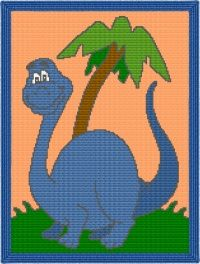 Dinosaurs! pattern by Cherie Marie Leck Grace omalley ...