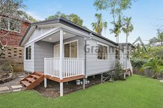 GFS: Granny Flat in Avalon 60m2 Granny Flat 2 Bedroom, 1 Bathroom Weathertex Cladding Colorbond Roof Steel Piers Steel Floor Frames Large L- Shaped Kitchen