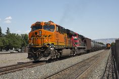 Livingston Montana, Bnsf Railway, Burlington Northern, August 19, Train Station, Santa Fe, Wander, Maine, Transportation
