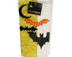 "Halloween ""Go Batty"" Kitchen or Bathroom Hand Towel Happy Halloween http://www.amazon.com/dp/B00BRHFDKC/ref=cm_sw_r_pi_dp_pRqoub04CG67Q"