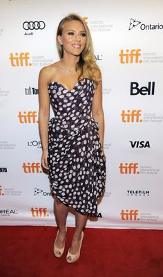 Scarlett Johansson, Toronto