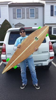 Good for one custom Pintail order. Downhill bomber and street carver. Make A Skateboard, Surfboard Skateboard, Skateboard Decks, Cool Longboards, Custom Longboards, Longboard Design, Skateboard Design, Longboarding, Wakeboarding