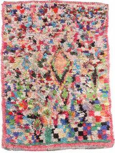 rya rug via a drawing diary