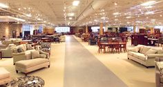 Redekers Furniture in Boone Iowa.  Need to check it out . . .