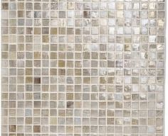 """Annica 1/2""""x1/2"""" Iridescent Glass Mosaic    Sonoma Tile Market Collection"""