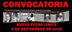 PUERTO RICO ART NEWS - REVISTA DE ARTE: Convocatoria para Exposición Colectiva del Primer ...