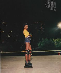 photographed by Jamil Gs and styled by Greg Fay & Justin Laurie, August 1996 The Face Magazine, My Ride, The Incredibles, Punk, Fashion Outfits, Color, Skates, Favorite Things, Wheels