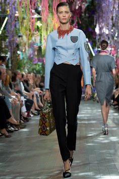 Christian Dior Spring 2014 Ready-to-Wear Collection Slideshow on Style.com