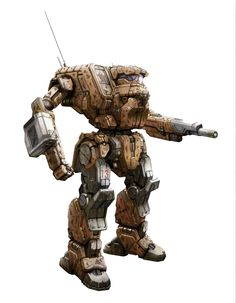 Posted Image(MWO Archer?)
