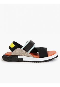 8bcc59587 Yohji Yamamoto Men s Kaohe Sandals