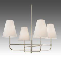 Sonneman Bistro 4-light Pendant 1965.35OL Bistro
