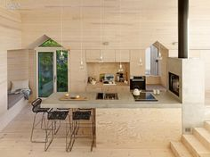 Ski In, Stroll Out: Reiulf Ramstad Designs a House for all...