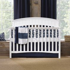 Mix And Match Woodland Baby Bedding Painted Furniture Sets Kids Bedroom