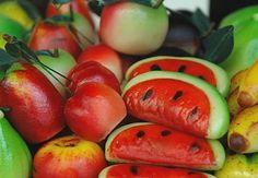 MazapanesMazapan Fruit